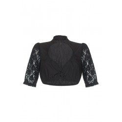 Dirndl blouses black